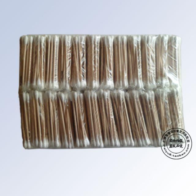 棉签 木杆棉签 袋装双头棉签 棉棒 木质棉签棉球 木棒棉签